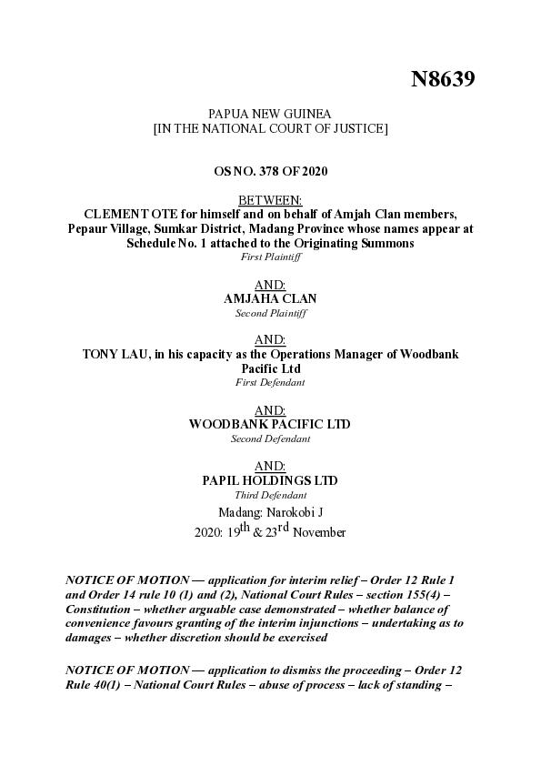 Page 1 screenshot